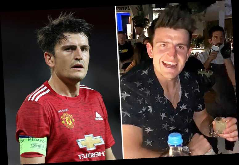 Harry Maguire set for Greek brawl re-trial after appeal lodged and conviction quashed, say Man Utd