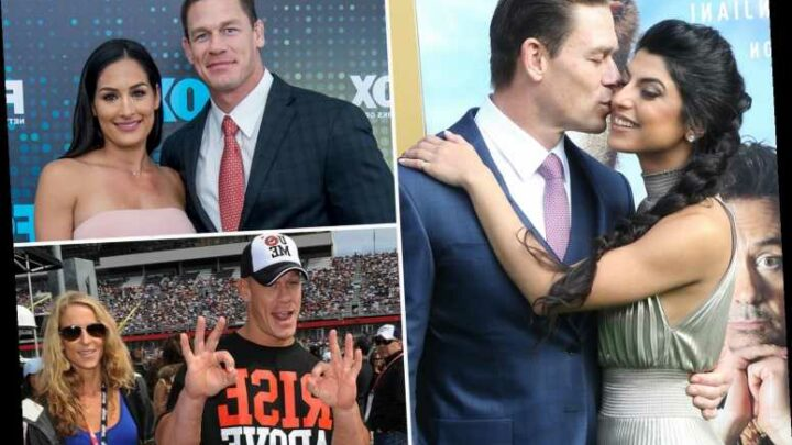 WWE legend John Cena's romantic past from secret flings with other wrestlers to high-profile break-ups and divorce – The Sun