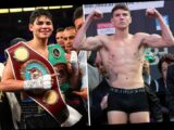 Luke Campbell vs Ryan Garcia set for November in US or UK with deal made in principle between Hearn and Golden Boy
