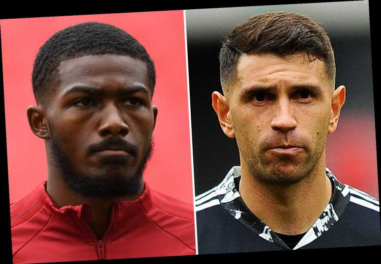 Arsenal 'to offer Emiliano Martinez and Ainsley Maitland-Niles shock new contracts' despite transfer talk