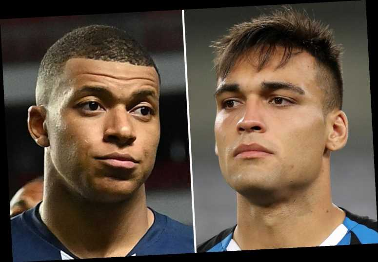 Five players who could replace Lionel Messi at Barcelona after transfer request from Kylian Mbappe to Jadon Sancho