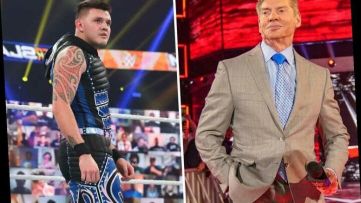 WWE legend Rey Mysterio's son Dominik reveals Vince McMahon waited backstage to hug him after debut against Seth Rollins