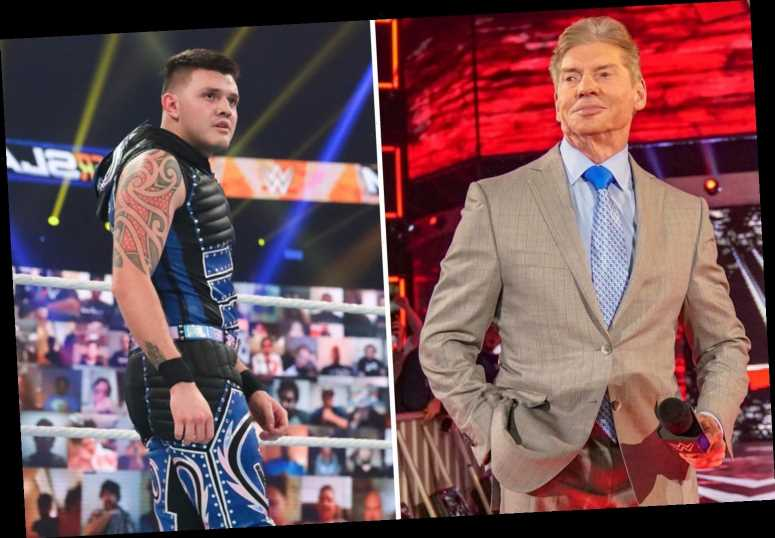 WWE legend Rey Mysterio's son Dominik reveals Vince McMahon waited backstage to hug him after debut against Seth Rollins