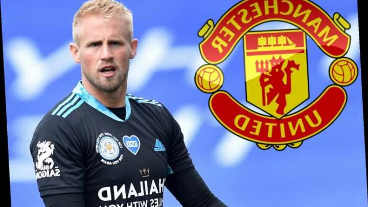 Man Utd eye up shock Kasper Schmeichel transfer swoop – with Leicester hoping to sign Sergio Rico as his replacement
