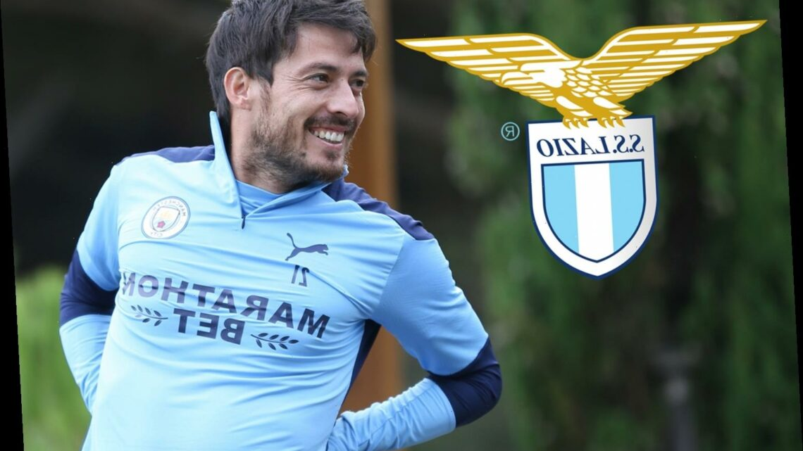 Lazio to complete David Silva transfer in 'next few days' as Man City legend leaves on free