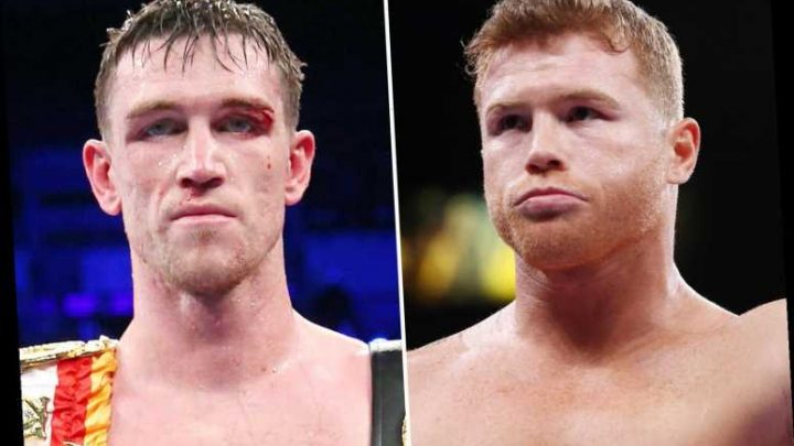 Canelo Alvarez's first choice is Callum Smith to fight next ahead of September ring return, reveals Eddie Hearn