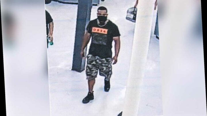 Police searching for man who gave strangers 'COVID hugs' in Walmart