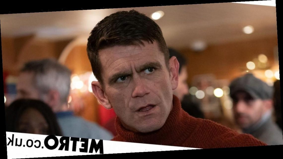 Scott Maslen reveals 'bizarre' way he moved from The Bill to EastEnders
