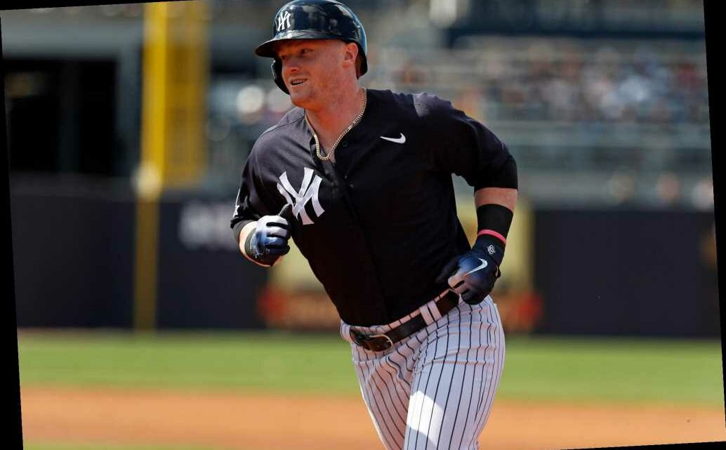 Yankees calling up Clint Frazier for another big opportunity