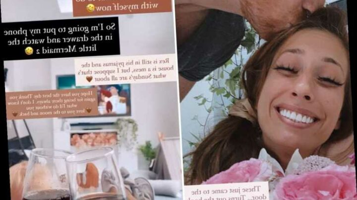 Stacey Solomon left 'shaky and emotional' after landing a huge new crafts book deal
