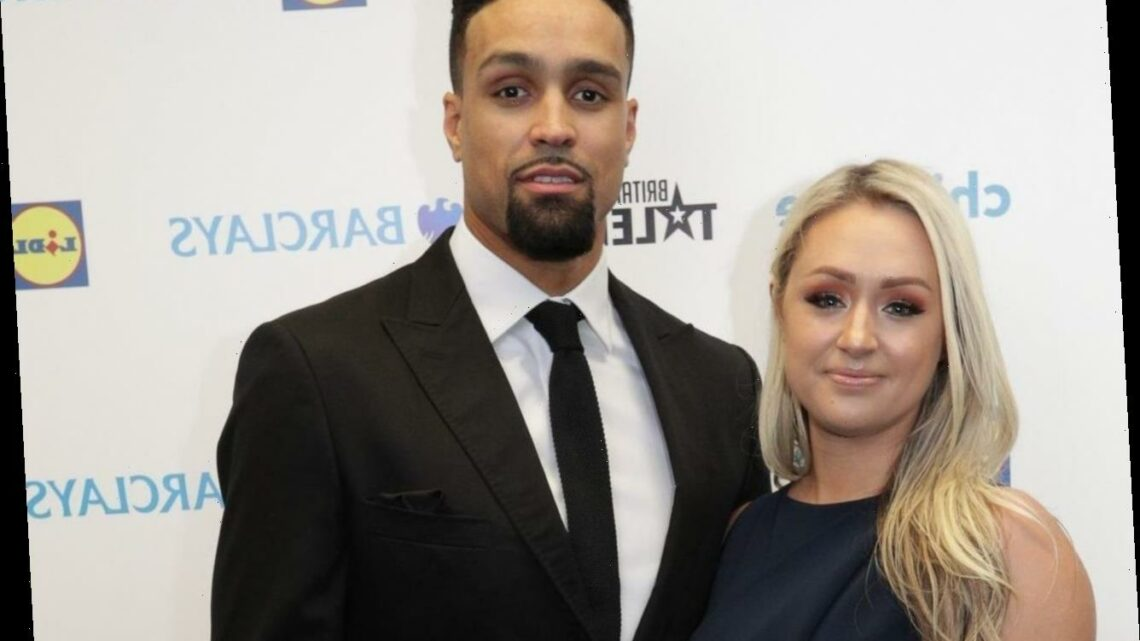 Who Is Ashley Banjo S Wife Francesca Abbott When Is Their Baby Due And How Long Has The Couple Been Together The Projects World