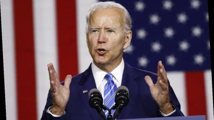 Joe Biden And Wife Jill Offer Condolences To President Trump On Brother's Death