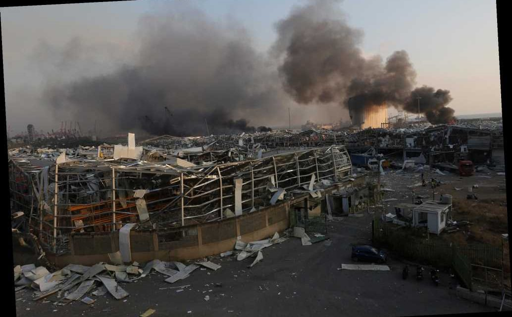 Officials blame ammonium nitrate for Beirut blast as death toll continues to rise