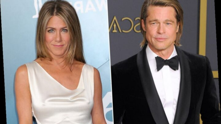 Brad Pitt and Jennifer Aniston are doing 'Fast Times' together
