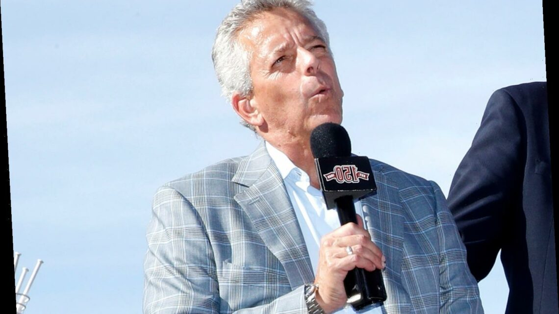 Thom Brennaman's slur apology was awkwardly interrupted by Reds home run