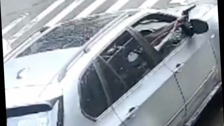 Video shows shocking broad-daylight NYC shooting