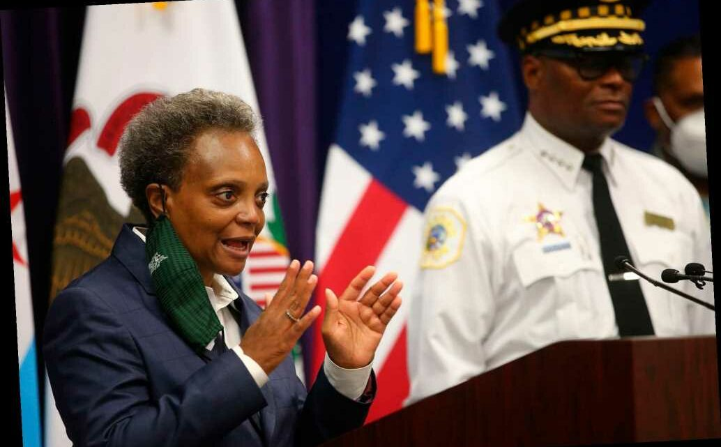 Chicago politician calls mayor 'unprepared', wants to call in the feds