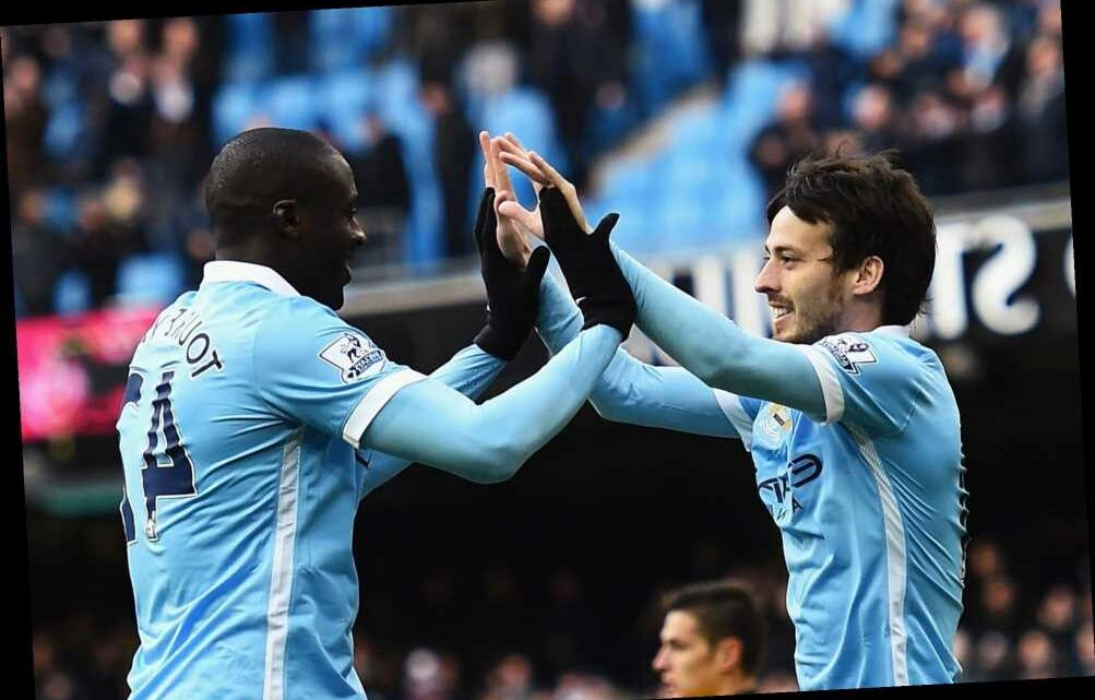 Yaya Toure questions Man City's 'odd' decision to honour David Silva with statue and not him and says 'fans know better'