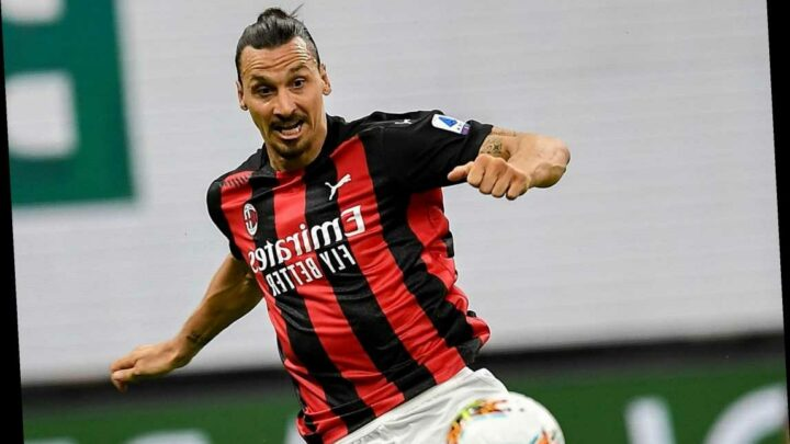 Zlatan Ibrahimovic yet to sign new AC Milan deal as Serie A outfit try to lock up superstar