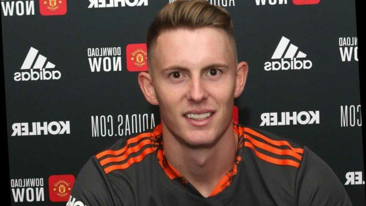 Dean Henderson agrees new five-year £120k-a-week Man Utd deal as he sets sights on David De Gea's No1 spot