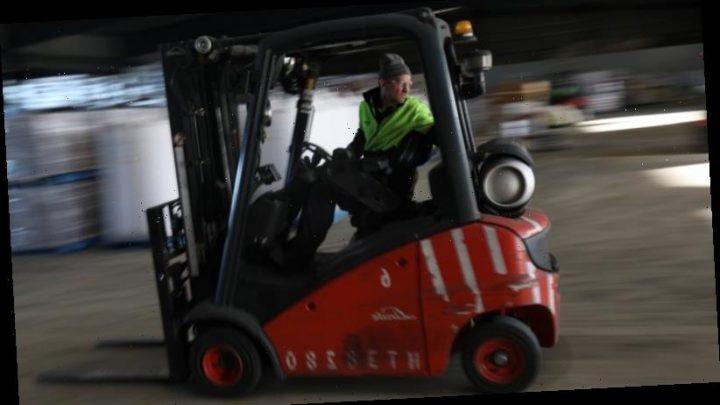 Trucking industry saw 'Christmas rush' ahead of lockdown
