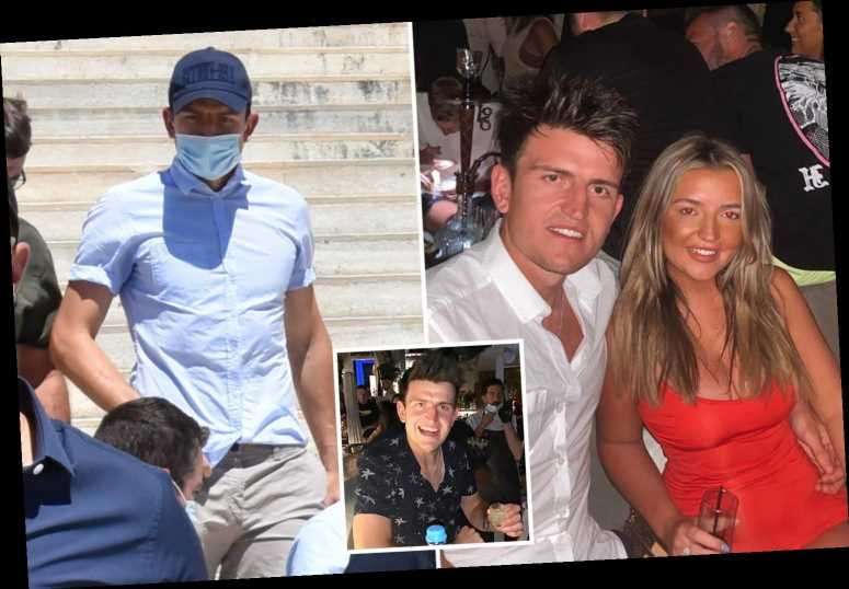 Harry Maguire found GUILTY of aggravated assault and bribery in Mykonos after brawl but claims 'I'M the victim'