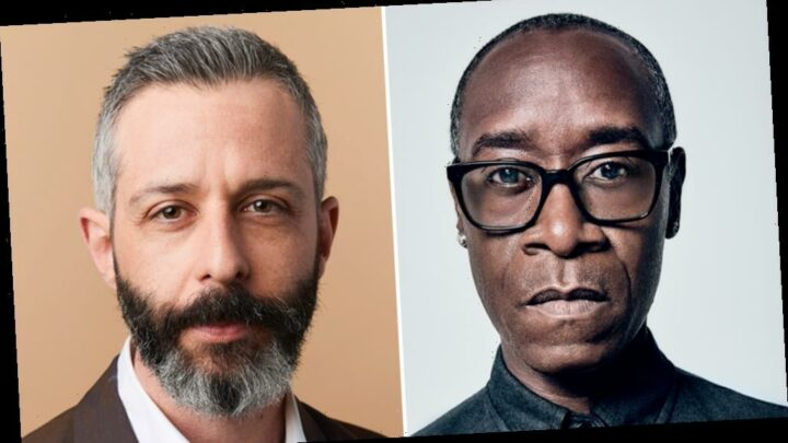 Don Cheadle and Jeremy Strong on Playing Pain, Exploring Power Structures and Big Season Finale Moments