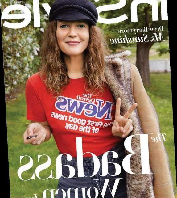 Drew Barrymore: 'I got to enjoy the '90s, which was hella fun'