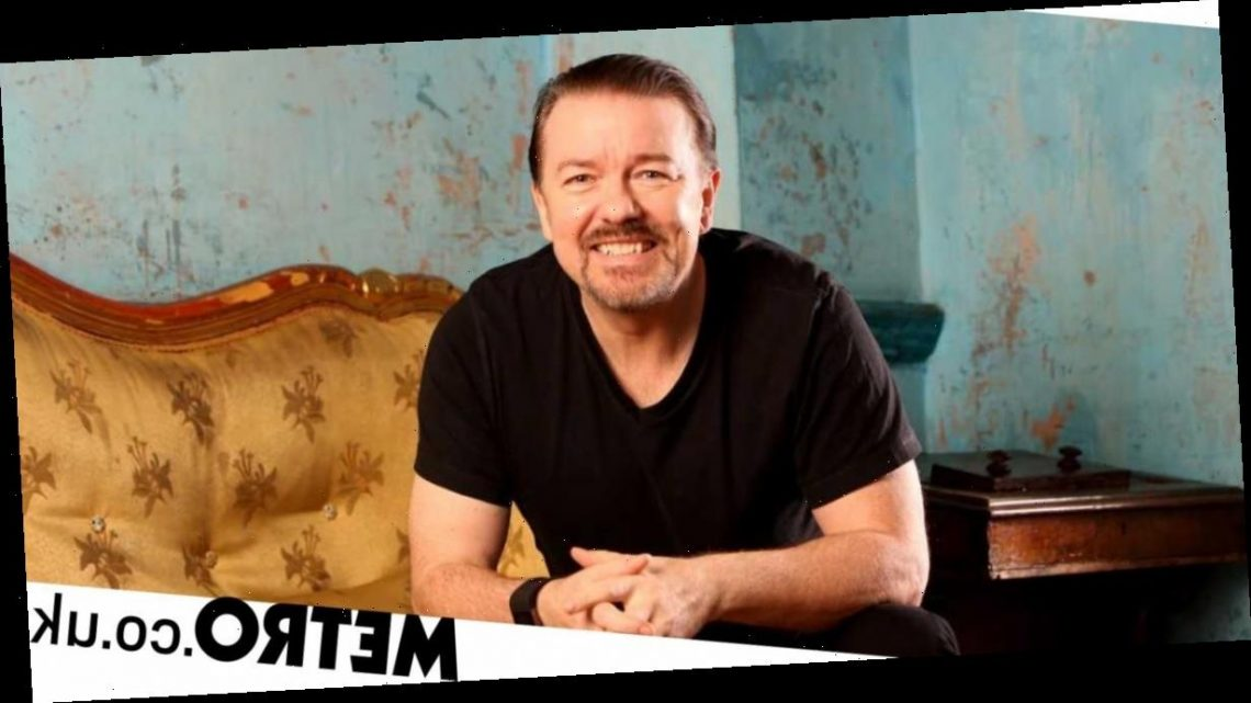 Ricky Gervais calls out celebrity cancel culture