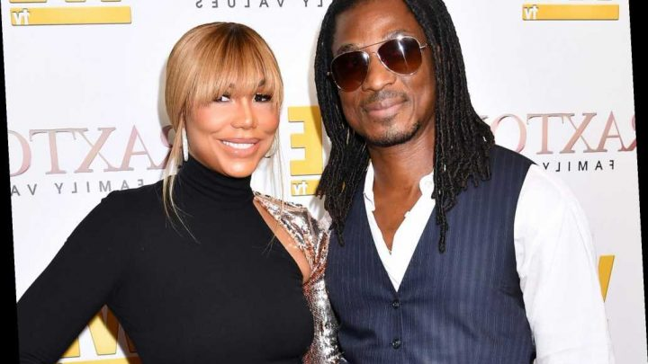 Tamar Braxton Thanks Boyfriend for 'Saving My Life' After Suicide Attempt: 'My Angel on Earth'