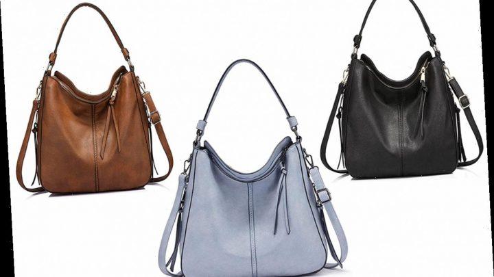 This Stylish Vegan Handbag With 3,000+ Five-Star Amazon Reviews Has So Many Pockets to Keep You Organized