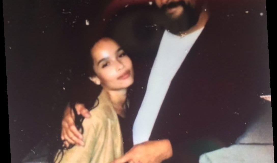 Zoë Kravitz Wishes 'Papabear' Jason Momoa a Happy 41st Birthday: 'I Love You'