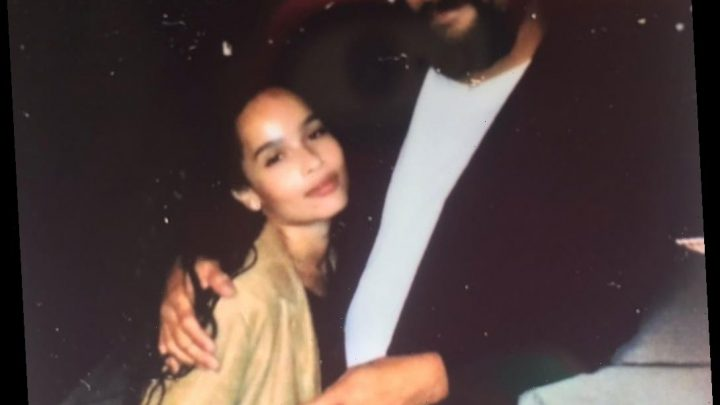 Zoë Kravitz Wishes 'Papabear' Jason Momoa a Happy 41st Birthday: 'I Love You'