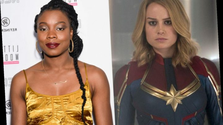 Captain Marvel 2 Lands Nia DaCosta as Director, Becomes First Black Woman to Helm Marvel Film