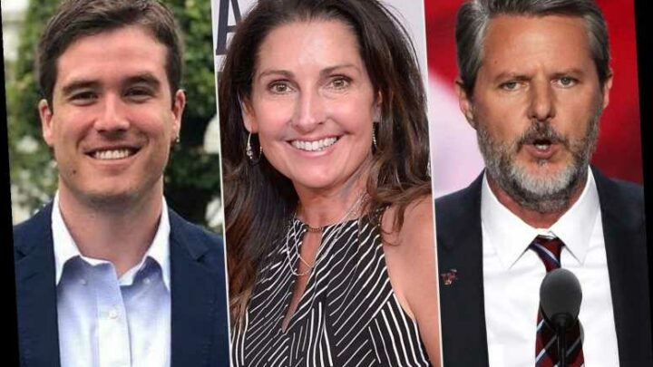 Jerry Falwell Jr. Claims Fatal Attraction Plot After Pool Boy Alleges Relationship with Couple