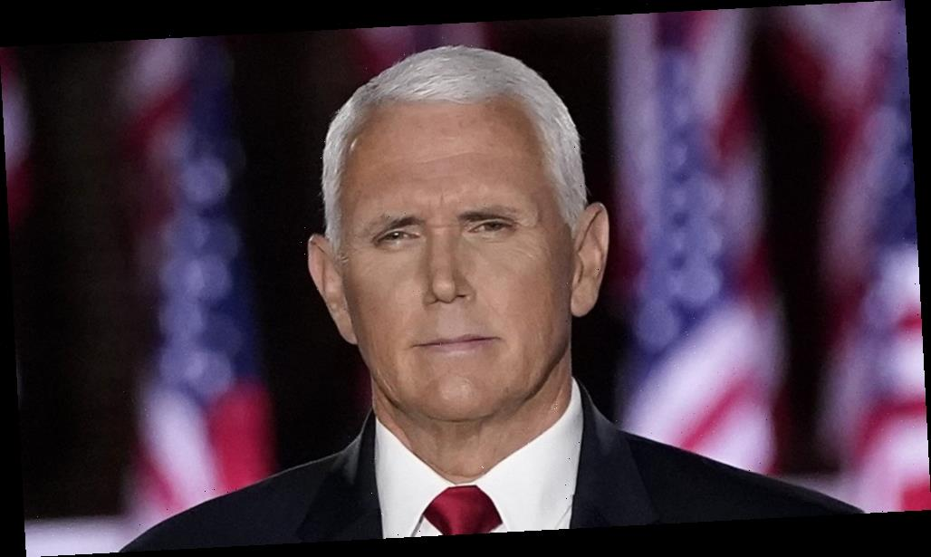 Expert reveals what Mike Pence's body language at the RNC really means