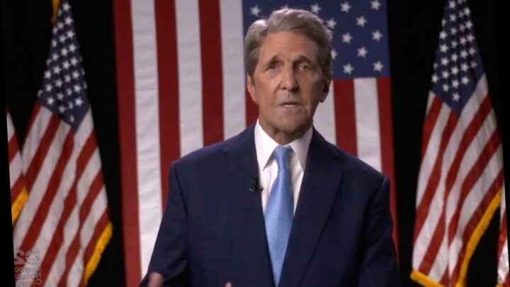 John Kerry calls Trump's foreign policy record a 'blooper reel' during DNC