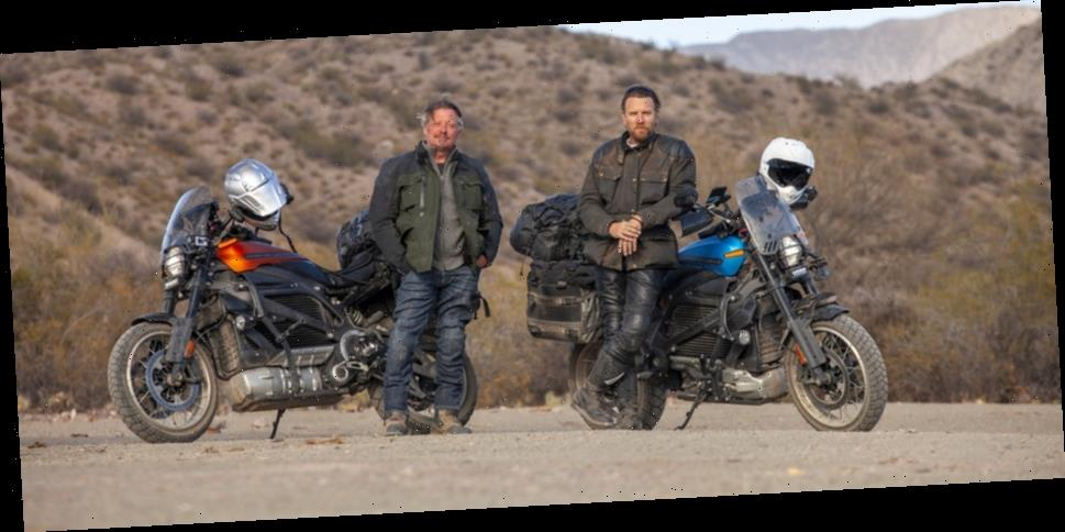 'Long Way Up' Will Have Ewan McGregor and Charley Boorman Back on Their Bikes for Apple TV+