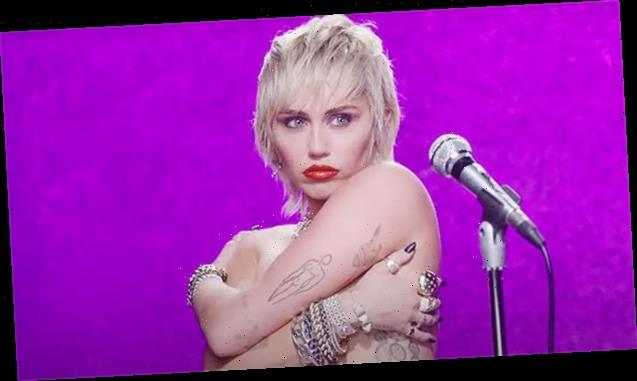 Miley Cyrus Declares She Doesn't 'Belong To Anyone' In Self-Directed Music Video