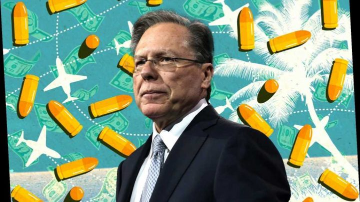 Here are some of the NRA's alleged big-buck abuses in New York lawsuit