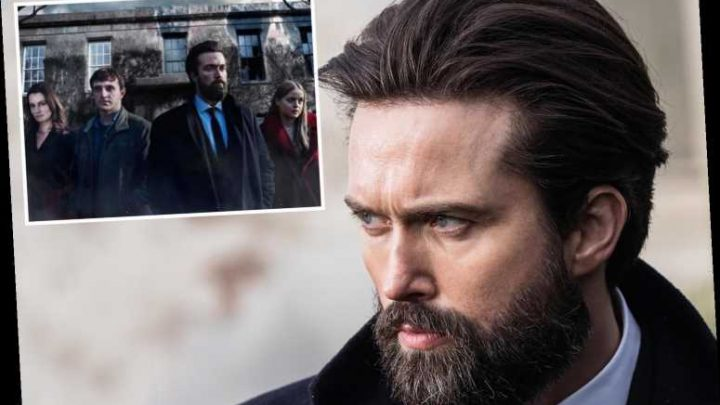 The Deceived's Emmett J Scanlan teases supernatural twist in new Channel 5 thriller