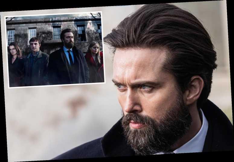 The Deceived's Emmett J Scanlan teases supernatural twist in new Channel 5 thriller