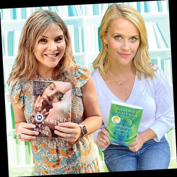 August 2020 Celeb Book Club Picks from Jenna Bush Hager, Reese Witherspoon & More