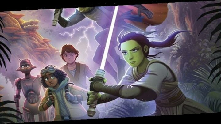 'Star Wars' Book 'The High Republic: A Test of Courage' Follows a Teen Jedi's Journey