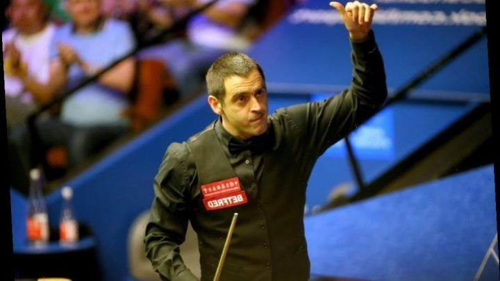 Ronnie O'Sullivan smashes record for fastest World Championships win by demolishing Thepchaiya Un-Nooh 10-1 in 108 mins