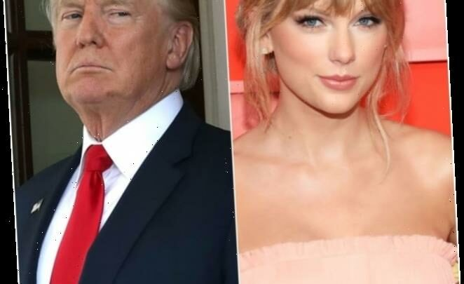 Taylor Swift: Hey, America, Donald Trump is Trying to Steal the Election!