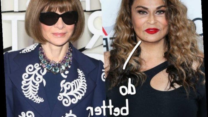 Beyoncé's Momma Puts Anna Wintour On Blast Over Lack Of Diversity At Vogue!