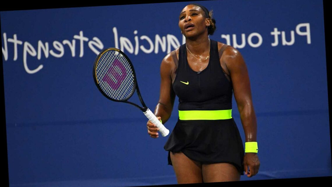 Serena Williams opens bid for Grand Slam No. 24 – again – at U.S. Open