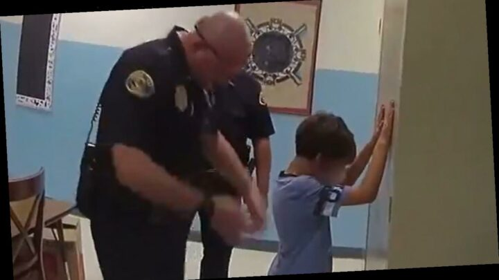 Florida police handcuffed boy, 8, with special needs, used 'scared straight' tactics: lawsuit