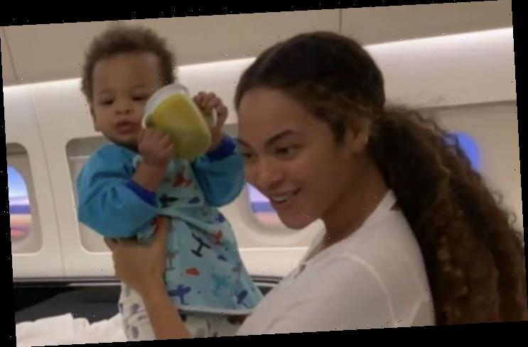 Beyonce Dedicates 'Black Is King' to Her Only Son Sir Carter